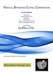 Fire Block Technologies Inc. - Global Line Ltd