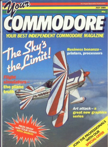 1 - Commodore Is Awesome
