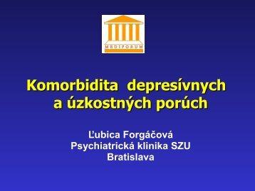 depresívna porucha - Mediforum.sk