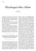 Rotzbengel ohne Scham - Nina Windisch - Seite 2