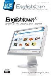 Der schnellste Weg Englisch zu lernen - garantiert - Englishtown
