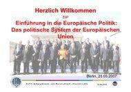 Folien 1. Sitzung - Jean Monnet Lehrstuhl - Universität zu Köln