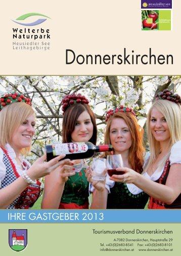 Gästeinformation 13 (3 Mb) - Donnerskirchen