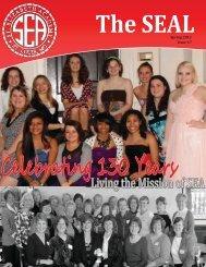 Spring 2012 SEAL - St. Elizabeth Academy