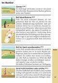 Golfregeln kompakt - Seite 5