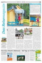 Sorglos im Lindgren-Land - Marler Zeitung