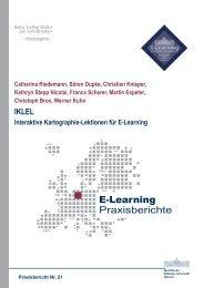 Praxisbericht 21 - ERCIS