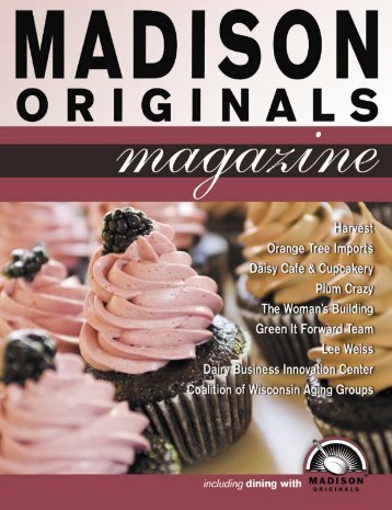 Including - Madison Originals Magazine