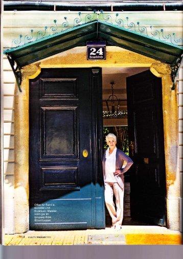 Brigitte Woman 11/2012 - Baumbauer Actors