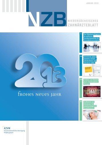 NZB 01/2013