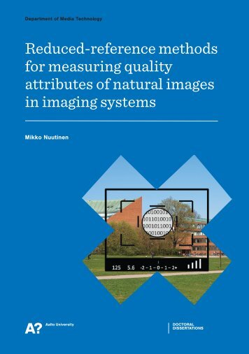 Reduced-Reference Methods for Measuring Quality ... - HTML