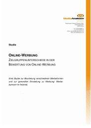 MediaAnalyzer-Studie-Online-Werbung
