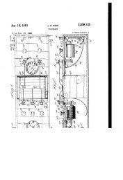 Polygraph, U.S. Patent Number 2,538,125 granted to John E. Reid
