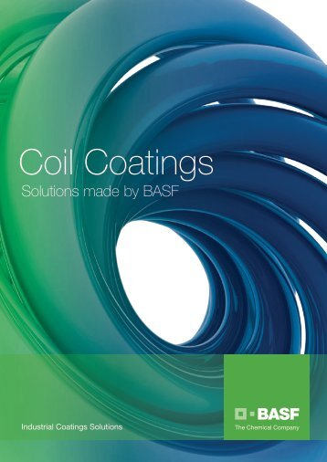 Broschüre Coil Coatings - BASF Coatings