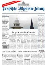 Folge 10 vom 12.03.2011 - Archiv Preussische Allgemeine Zeitung ...