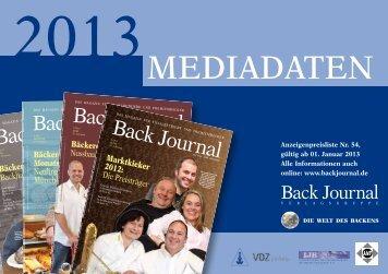MeDIaDaTeN - Back Journal