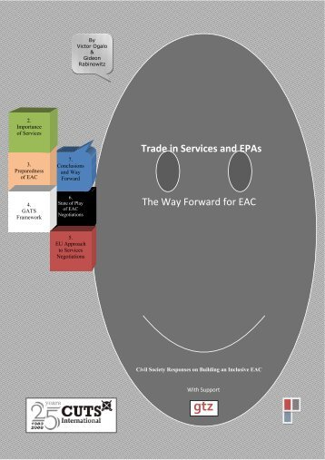 Trade in Services and EPAs The Way Forward for EAC - CUTS ...