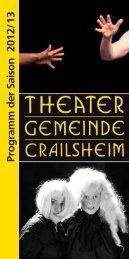 Programm der Saison 2012/2013 - Crailsheim