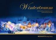 Mediadaten - Die schönsten Weihnachtmärkte in Deutschland