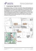Wettbewerbsprogramm - Altersheim Thusis - Seite 3