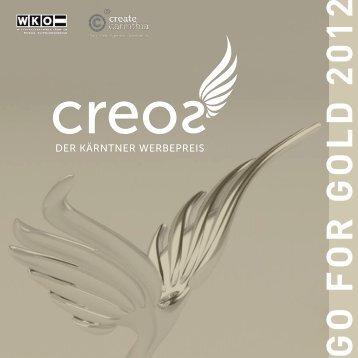 Creos-Folder - Create Carinthia