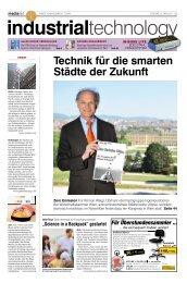 Technik für die smarten Städte der Zukunft Zero ... - MediaNET.at
