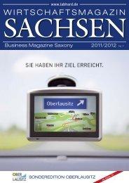 Wirtschaftsmagazin - Oberlausitz