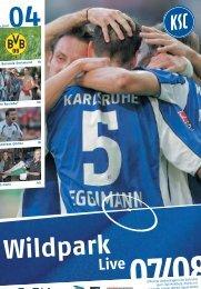 Keine Ausrede - Karlsruher SC
