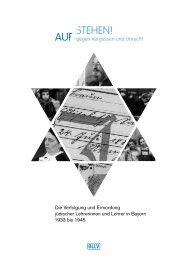 Die Verfolgung und Ermordung jüdischer Lehrerinnen und Lehrer in ...