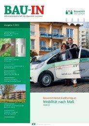 Bau-In 2/2012 - Bauverein zu Lünen