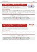 AUSBILDUNGSBROSCHÜRE 2013/2014 - FM Hayat - Page 7