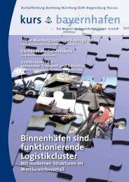 Ausgabe 12/2008 - bayernhafen Gruppe
