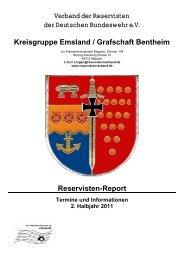 Kreisgruppe Emsland / Grafschaft Bentheim - Verband der ...
