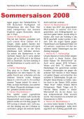 Clubzeitung 2, 2008 - Rot Weiss remscheid - Page 7
