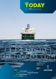 Ulstein Today Nr 1 2010 - Ulstein Sea of Solutions