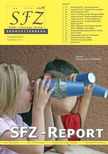 Ausgabe No 4 - SFZ