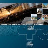 StARkE LEistUNGEN AUs EiNEM stARkEN ... - Landkreis Passau