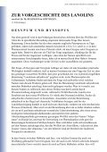 zu vorgeschichte des lanolins - Deutsche Lanolin Gesellschaft - Seite 6