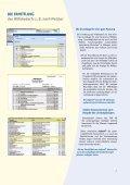 Dokumentation und Planung in der Behindertenhilfe - Sinfonie - Seite 7