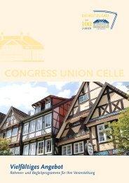 Rahmenprogramme (PDF) - Tagung-in-hannover.de