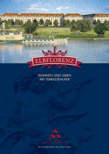 WOHNEN UND LEBEN AM TERRASSENUFER - Elbflorenz | Dresden