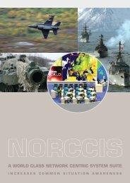 Download NORCCIS II product sheet - Teleplan Globe AS
