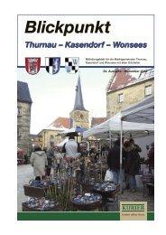 Blickpunkt Thurnau - Nordbayerischer Kurier