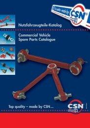 Commercial Vehicle Spare Parts Catalogue Nutzfahrzeugteile-Katalog