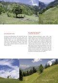 Wiesen im Biosphärenpark Großes Walsertal - Seite 7