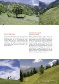 Wiesen im Biosphärenpark Großes Walsertal - Page 7