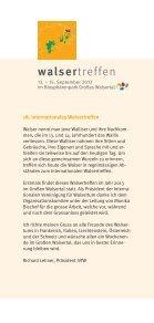 Einladungsbroschüre Walsertreffen 2013 - Biosphärenpark Großes ... - Page 4