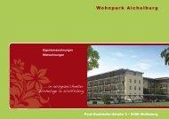 wohnen exclusive Wohnpark Aichelburg