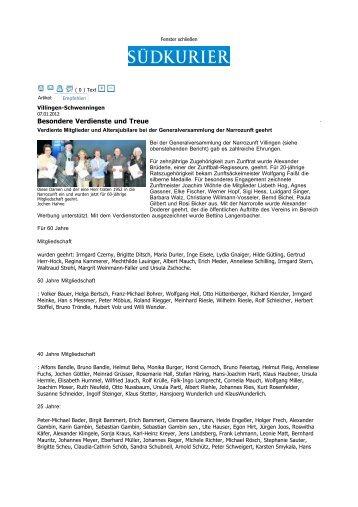 Südkurier, 7. Januar 2012, Teil 2 - Werbung