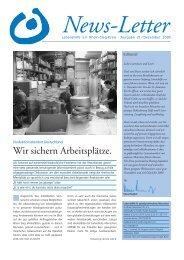 News-Letter - Rhein Sieg Werkstätten